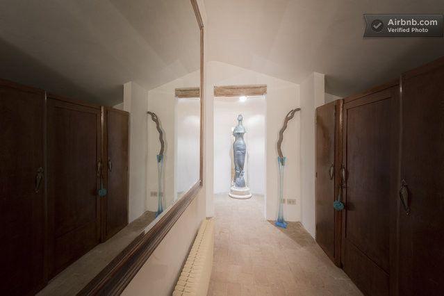 corridoio camere