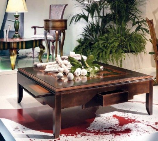 Italian Classic Accent Furniture - code: ECPM010