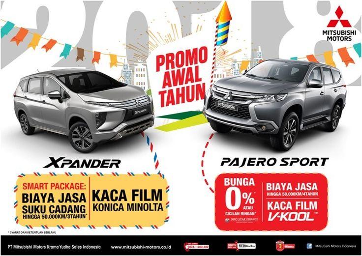 Promo Awal Tahun 2018 Mitsubishi Bandung