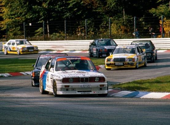 dtm BMW E30 M3