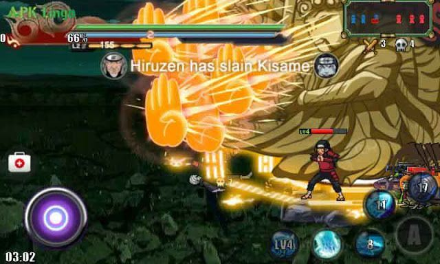 Naruto Senki MOD APK Unlimited Money Terbaru | Download