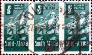 South Africa 1942 War Effort Bantam Set Fine Mint SG 97 - 104 Scott 90 - 97 Condition Fine LMM SetOnly one post charge applied on multipule