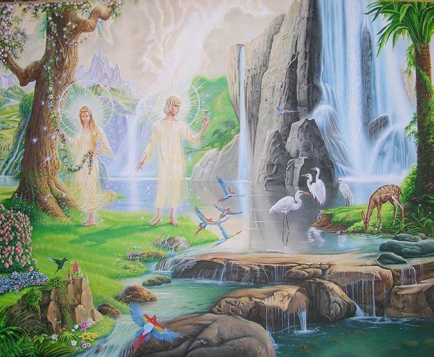 Recreating eden replenish the earth best bible - Who was the serpent in the garden of eden ...