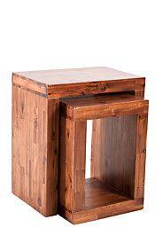 ZANZIBAR NESTED SIDE TABLES