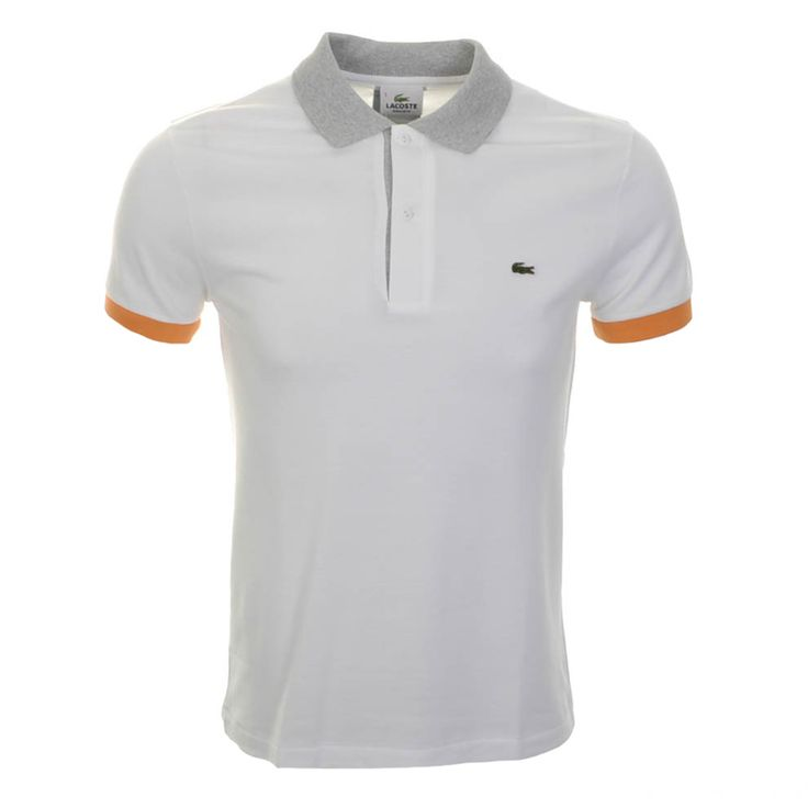 polo t shirt white lacoste t shirts polo shirts lacoste shirts. Black Bedroom Furniture Sets. Home Design Ideas