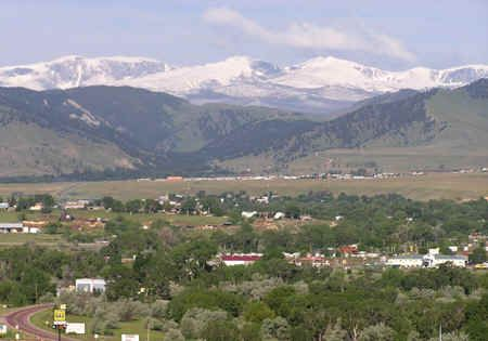 Buffalo, Wyoming - where I first fell in love with the Big Horn Mountains!