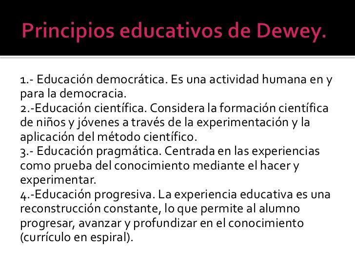 jhon dewey democracia y educacion - Google Search