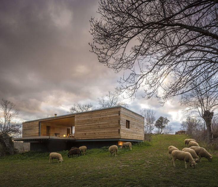 Churtichaga + Quadra-Salcedo arquitectos, Fernando Guerra / FG+SG · Casa 4 estaciones