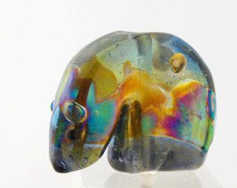 lampwork glass spirit bears google search