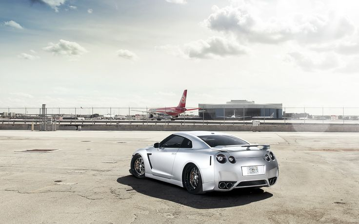 Nissan GTR R35 Front Fire Crystal City Car 2014 « El Tony | Download  Wallpaper |