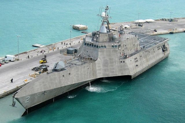 Inside Littoral- Navys most controversial ship