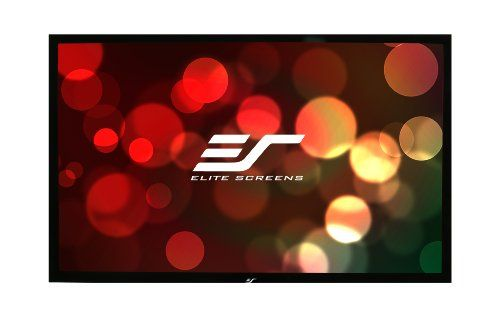 Special Offers - Elite Screens R106H1 ezFrame Fixed Projection Screen (106 Diag. 16:9 51.9Hx92.2W) - In stock & Free Shipping. You can save more money! Check It (April 16 2016 at 10:28AM) >> http://hometheatersusa.net/elite-screens-r106h1-ezframe-fixed-projection-screen-106-diag-169-51-9hx92-2w/