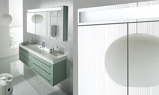 1000 id es propos de miroir d 39 armoire de salle de bain - Armoire miroir salle de bain design ...