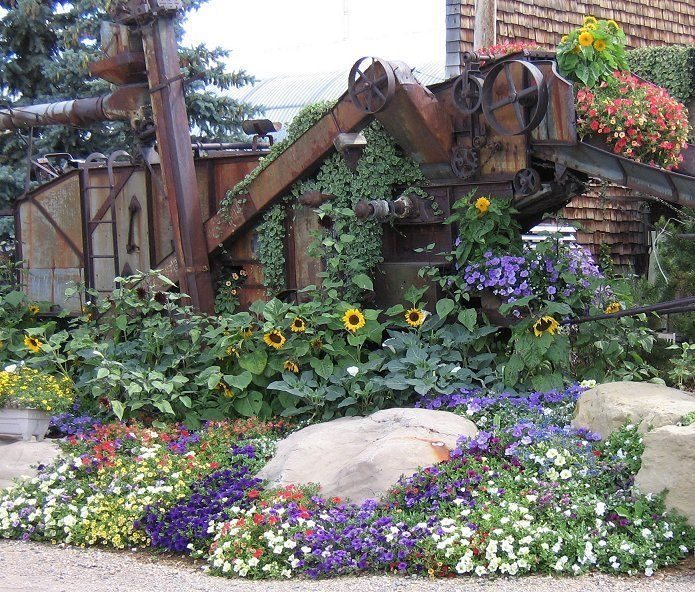 Saskatoon Berry Farm...love this place...go at least 3-4 times per year for lunch, to shop, buy plants or just stroll the grounds!