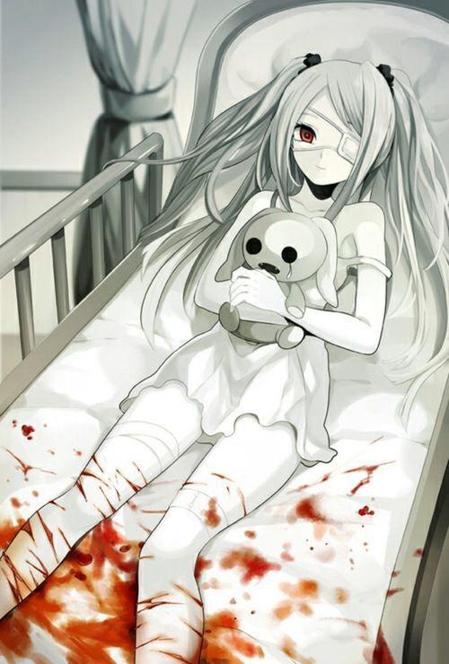 blood! blood! bloooddd!! <3
