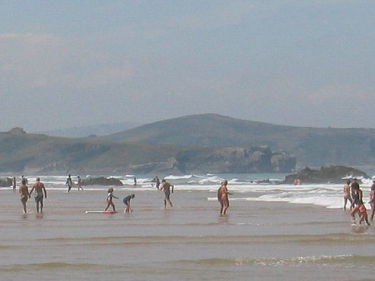 playas Liencres Cantabria