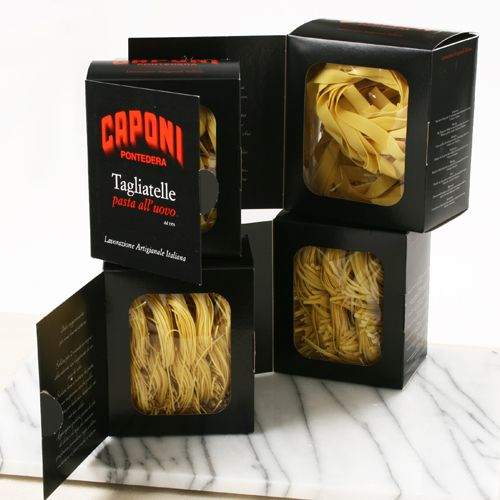 Caponi pasta.  The black is nice IMPDO
