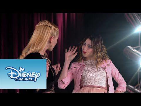 Violetta: Video Musical ¨Si Es Por Amor¨ - YouTube