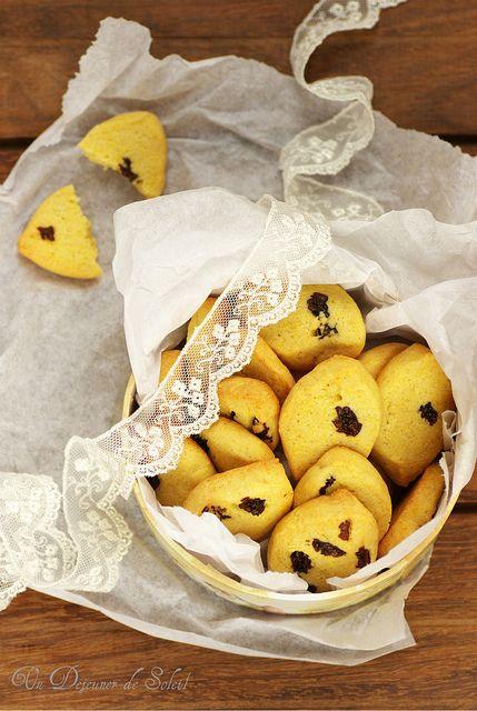 Un dejeuner de soleil: Zaletti ou Zaeti : biscuits vénitiens au maïs