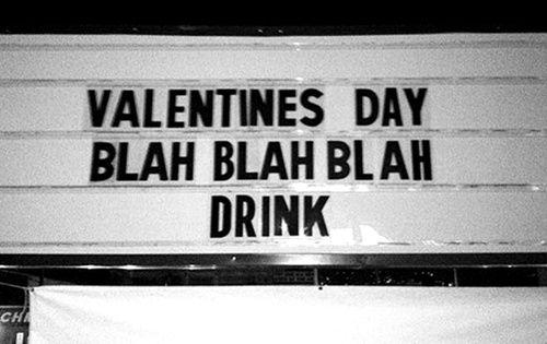 .Ce que je pense de la Saint Valentin :-)