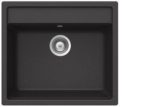 Bluci RUBUS-GZERO 1.0 Bowl Granite Sink