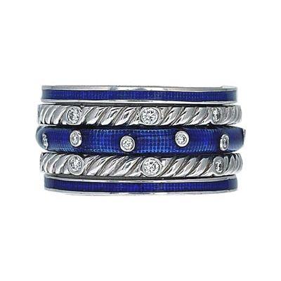 hidalgo bangles jewelry | ... Art Deco Collection Set (RS7045, RB5021 & RR1247) - Hidalgo Jewelry