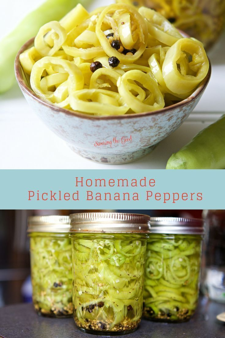 This Is The Easiest Pickled Banana Peppers Recipe These Are The Best Pickled Banana Peppers Recipes With Banana Peppers Pickled Banana Peppers Stuffed Peppers
