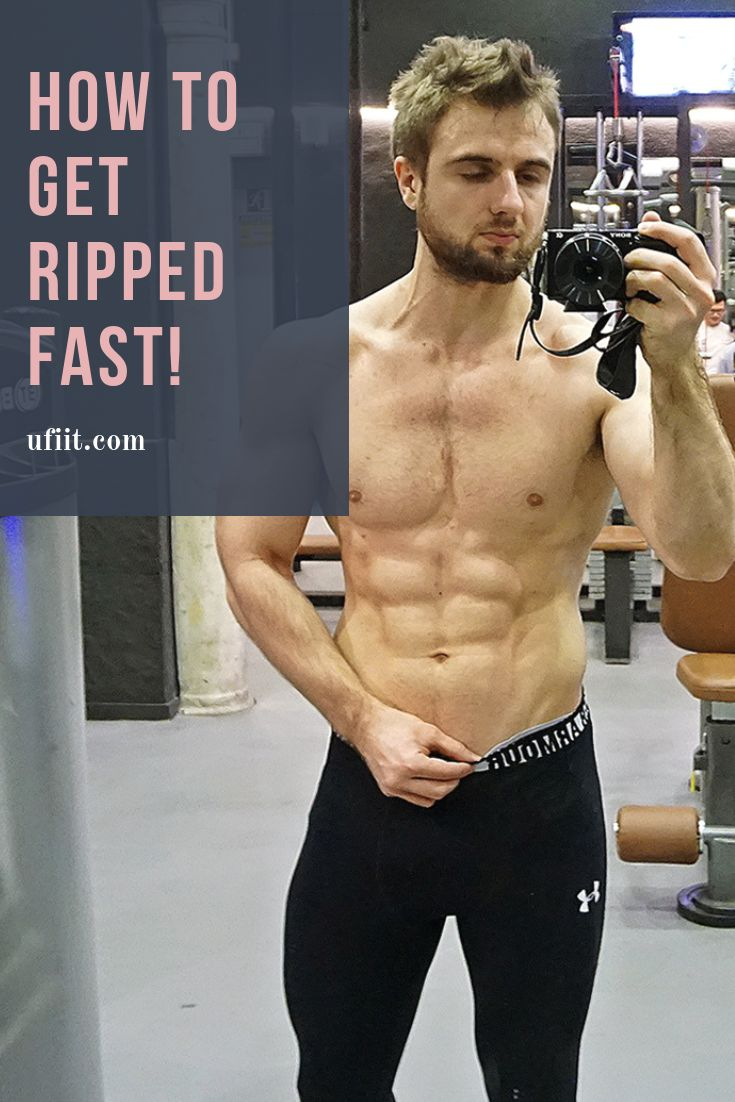 This workout routine gets the chest and side abs (Oblique