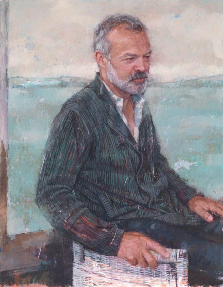 Graham Norton by Gareth Reid