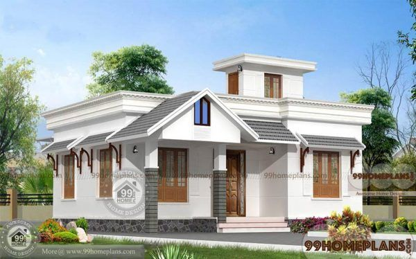 Low Budget House Models Home Plan Collections Single Story Designs House Design Pictures House Design Photos Modern House Design