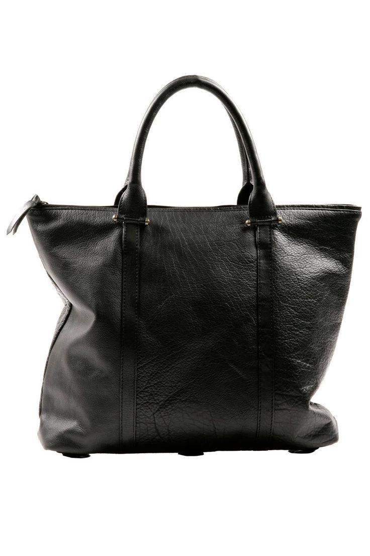 Large Lea Bag