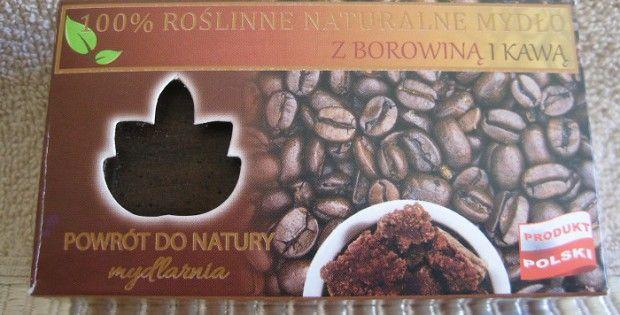 Bardzo fajne mydło kawowe :)