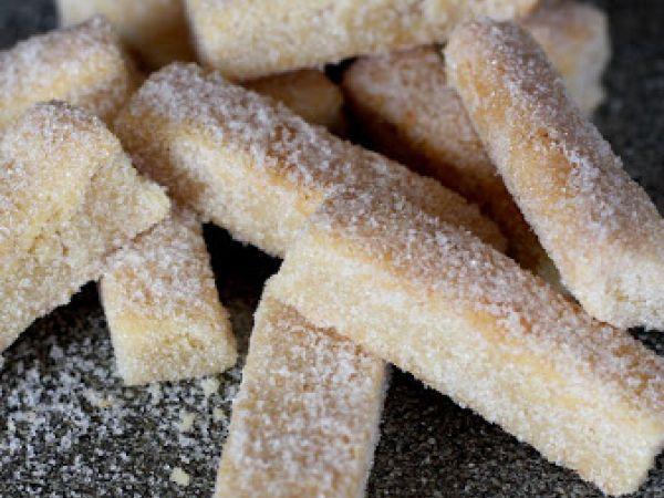 Dedos de Mantequilla, galletas