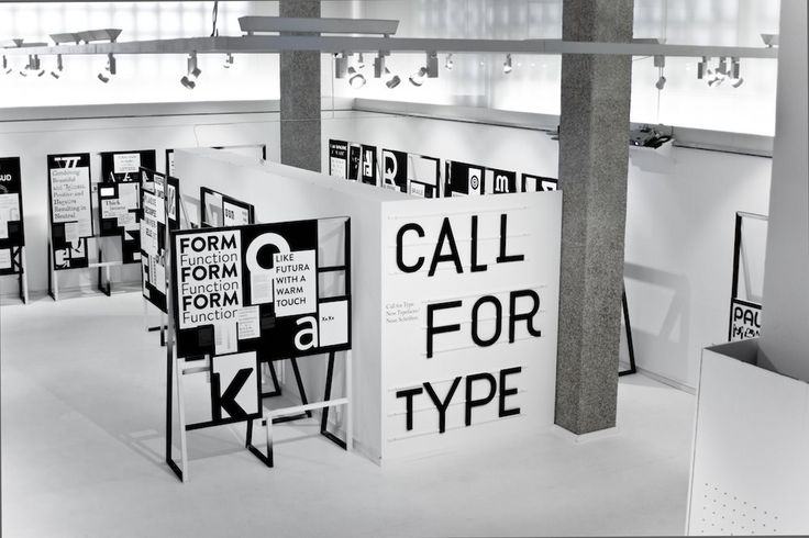 Call for Type @ Gutenberg Museum Mainz [Germany, 2013] (Design & Production by Simon Störk and Lukas Wezel