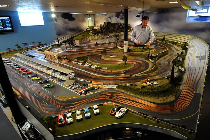 motorcycle slot cars - Bing images
