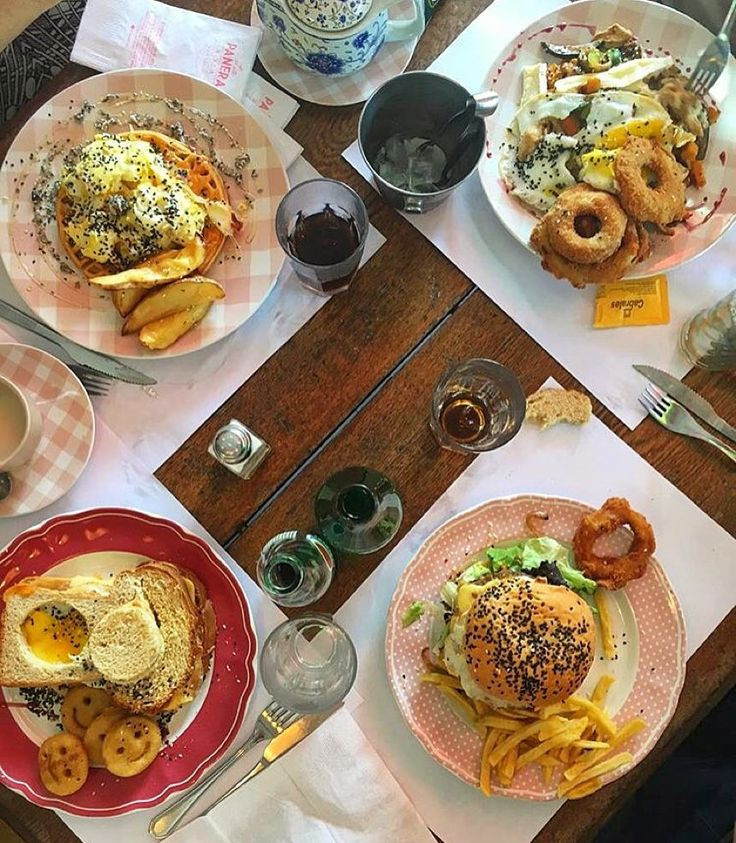 Brunch bunch. : @karenlpalmer by tastingtable #haxenhaus #people #food