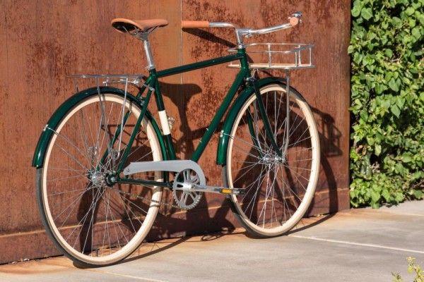 Prescott Deluxe City Bike