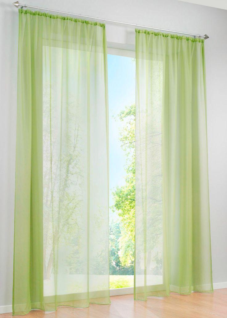 Die besten 25+ Transparente gardinen Ideen auf Pinterest - gardinen wohnzimmer grun