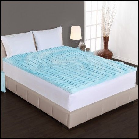 Queen Gel Mattress topper