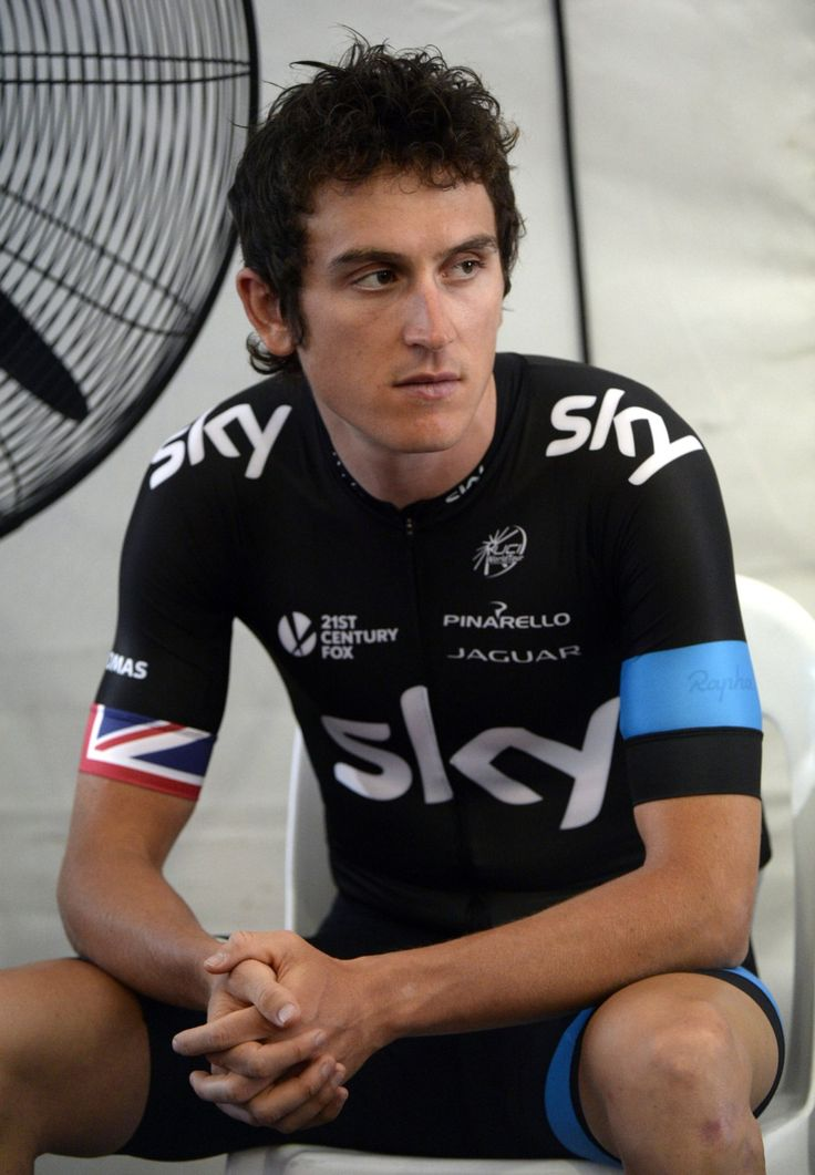 Gallery   Geraint Thomas MBE. Gold medal winner at the 2014 Commonwealth Games in the men's road race.