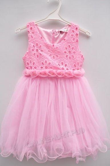 Sukienka 022-R  _B6  (2-12)