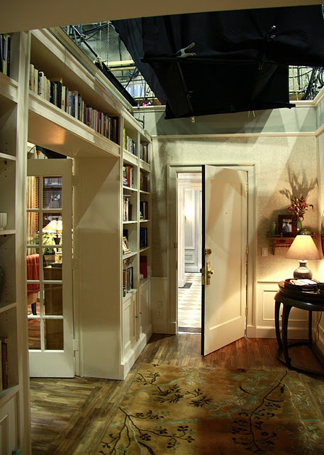 set from The Good Wife  FilmicSet Design  Good wife Pinterest home Chicago apartment