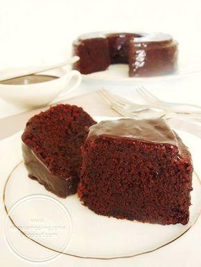 Torta Light al Cioccolato (Senza Uova, Latte, Burro, Lievito) con rapa rossa