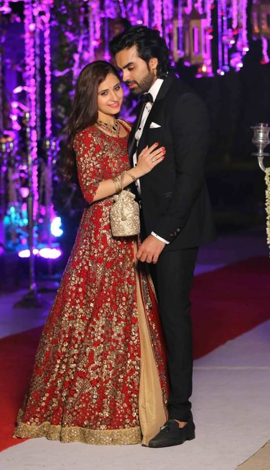Check Out These Beautiful Pictures of Hunar Hale and Mayank Gandhi's Wedding.