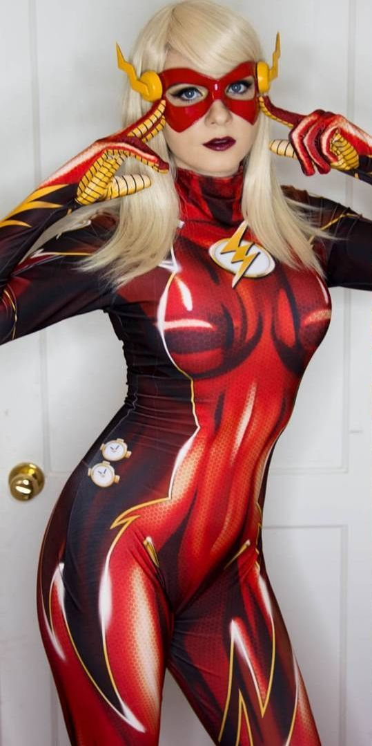 Andy Rae - The Flash - Cosplay