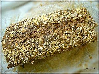 Limara péksége: Express, nagyon magvas kenyér Rachell Allentől