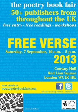 Free Verse—the London Poetry Book Fair