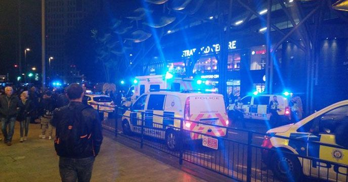 "London:  Acid Attack creates panic among commoners at shopping mall in London. A man has been arrested on suspicion of causing grievous bodily harm after reports a group were spraying a ""noxious substance"" in Westfield shopping centre, in Stratford, east London, on Saturday. Scotland..."