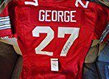 Eddie George Ohio State Buckeyes Authentic Jerseys