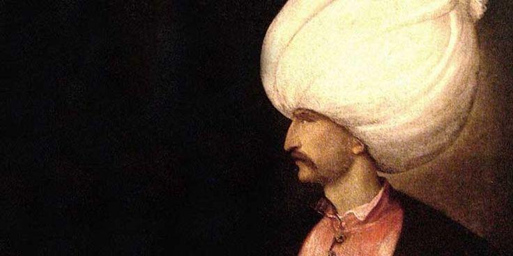 29 settembre 1520: Solimano diventa sultano dell'Impero Ottomano